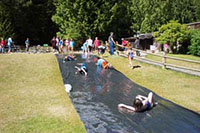 Water Slide at Cornet Bay 2002